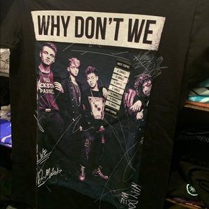 WHY DON'T WE TEE